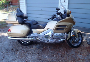 Performance Goldwing