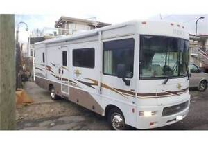 LIKE NEW 30 FOOT ITASCA SUNOVA SPECIAL EDITION