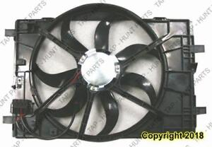 Cooling Fan Assembly Ford Fusion 2006-2009