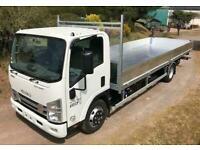 Isuzu Truck N75.150 (E) With High Quality Heavy Duty Scaffold Body