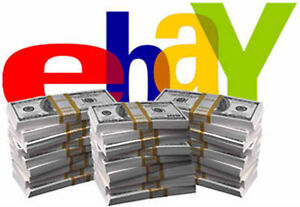 MAKE MONEY ON EBAY SELLING NOTHING *** EBOOK ON CD ***