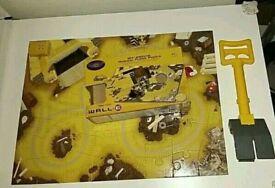 Wall-E Novelty Jigsaw And Grab Stick Bundle Age 4+