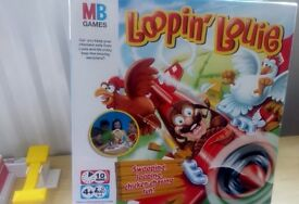 LOOPIN' LOUIE FLYING GAME
