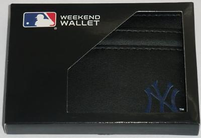 Weekend Wallet - New York Yankees Weekend Wallet MLB Licensed