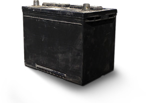 WANTED- USED/OLD CAR BATTERY