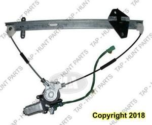 Window Regulator Front Driver Side Power Honda CRV 2002-2006