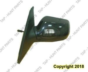 Door Mirror Manual Driver Side Mazda 3 2004-2009