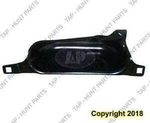 Bumper Bracket Upper Front Driver Side Steel 1500 Dodge Ram 2006-2008