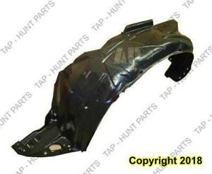 Fender Liner Driver Side Coupe Honda Civic 2006-2011