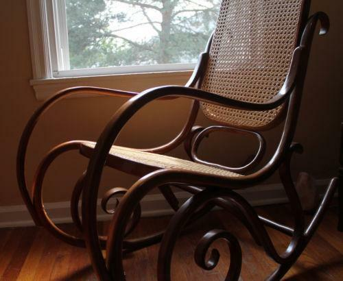 Modern Rocking Chair Ebay