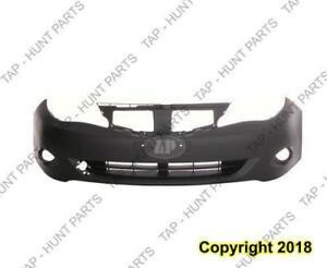 Bumper Front Primed Without Lower Lip Withround Fog (Impreza/Wrx) CAPA Subaru Impreza 2008-2011