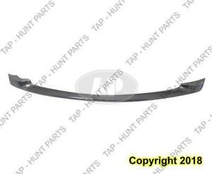 Bumper Upper Moulding Rear Chrome Exclude Srt-8 Chrysler 300 2011-2014