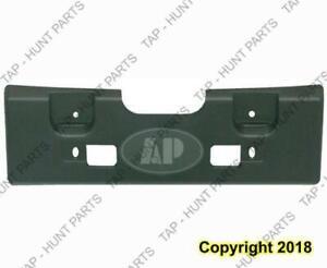License Plate Bracket Front 2.0L Sr/2.5L [All 2007-2009] [2.0L Sr/2.5L 2010-2012] Nissan SENTRA
