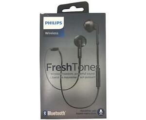 PHILIPS WIRELESS EARBUD HEADPHONES.