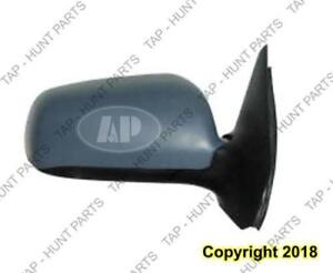 Door Mirror Power Passenger Side Heated Clear Glass [Jetta 1999-2005] [Jetta City 2007-2009] Volkswagen Jetta