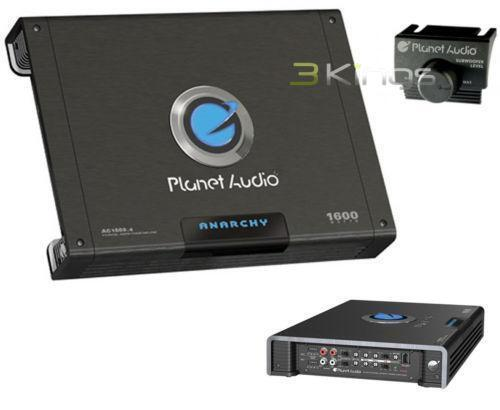 planet audio amp ebay. Black Bedroom Furniture Sets. Home Design Ideas