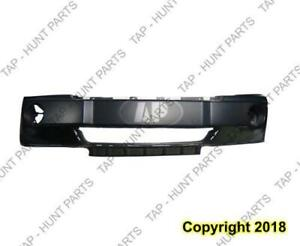 Bumper Front Primed Use With Chrome Insert Exclude Srt-8 CAPA Jeep Grand Cherokee 2005-2007