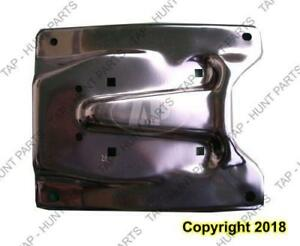 Bumper Bracket Front Passenger Side Beam To Frame Steel 1500 Dodge Ram 2006-2008