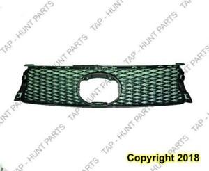 Grille Dark Gray Withpre-Collision With Sport Package Lexus GS450H 2013-2015