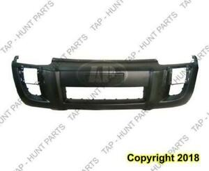 Bumper Front Primed 2.7L With Flair Hyundai Tucson 2005-2009