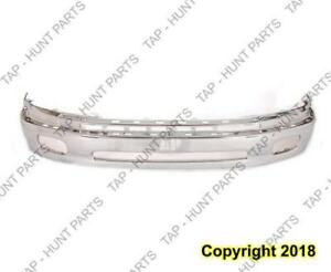 Bumper Lower Front Chrome Toyota Tundra 2000-2006