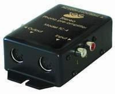 Pre Amplificador Preamplificador Fono Riaa 220V Platino Disco Vinilo