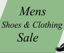 OFFER: Various New Mens's clothing - Sizes M/L (price from £1)