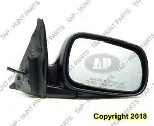 Door Mirror Manual Passenger Side Coupe Honda Accord 1994-1997