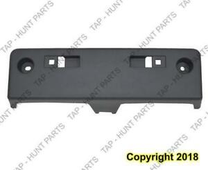 License Plate Bracket Front Nissan VERSA SEDAN 2007-2011
