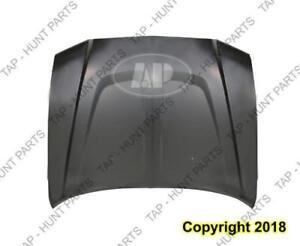 Hood Aluminum Exclude Srt-8 Capa Dodge Charger 2011-2014