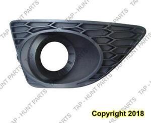 Fog Light Bezel Passenger Side Sel/Hybrid Ford Fusion 2010-2012