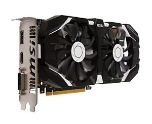 Carte graphique Nvidia MSI GeForce GTX 1060 3G