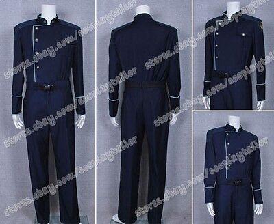 Battlestar Galactica Cosplay Kostüme Commander costume Uniform Karneval (Battlestar Galactica Uniform Kostüm)