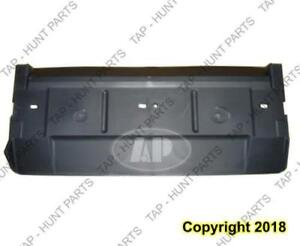 Deflector Front Lower  Lincoln Town Car  2003-2011