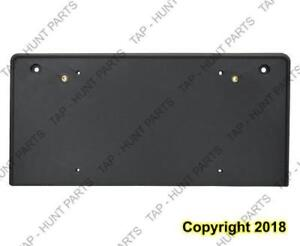License Plate Bracket Front Sedan Without M Package BMW 3-Series 2009-2011