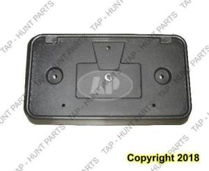 License Plate Bracket Front Ford Escape 2008-2012