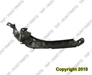 Bumper Filler Front Driver Side Plastic Honda CRV 2007-2011