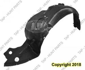 Fender Liner Driver Side Ford Fusion 2006-2009