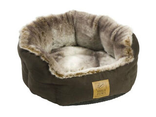 House of paws arctic snuggle dog bed, medium, 24-inch unused