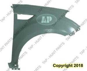 Fender Front Passenger Side With Moulding Hole Kia Soul 2012-2013