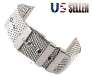 26mm Stainless Steel Watch Band