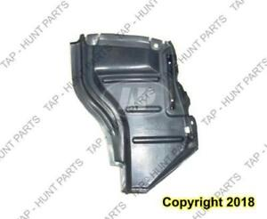 Fender Liner Front Driver Side (Fr Section With Sr5) Toyota Tundra 2007-2013