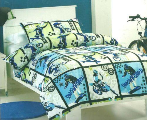 Snowboard Bedding Ebay