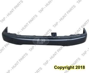Bumper Front Base-Sr5 Paintable Without Flare Hole Toyota 4Runner 1999-2002