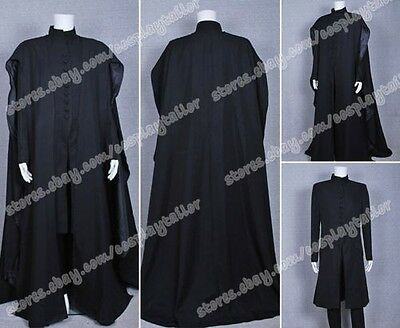 Harry Potter the Deathly Hallows costume Severus Snape Cosplay Kostüme - Harry Potter Severus Snape Kostüm