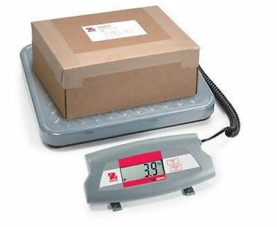 Ohaus Sd75 Sd Compact Bench Scale Cap 165lb Read 0.1lb New With 3 Year Warranty