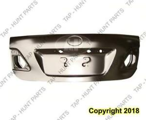 Trunk Lid With Keyless Entry  Toyota Corolla 2009-2010