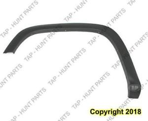 Fender Flare Front Driver Side Ptm Base Model Thin GMC Canyon 2004-2012