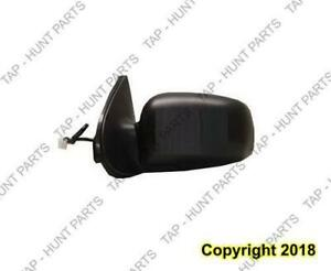 Door Mirror Manual Driver Side [Jetta 1999-2005] [Jetta City 2007-2009] Volkswagen Golf