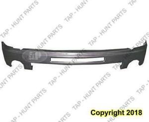 Bumper Face Bar Front Chrome Steel With Towing Exclude Denali GMC Sierra 2007-2013